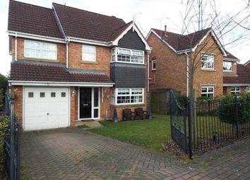 Thumbnail 4 bed detached house for sale in Dereham Way, Sandymoor, Runcorn, Cheshire