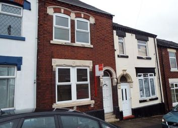 Thumbnail 3 bed terraced house for sale in Dyke Street, Stoke-On-Trent, Staffordshire