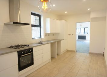 Thumbnail 4 bed terraced house for sale in Stratford Road, London