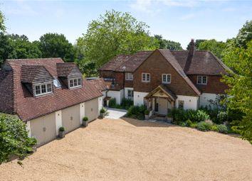 Amlets Lane, Cranleigh, Surrey GU6. 5 bed detached house