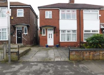Thumbnail 3 bedroom semi-detached house for sale in Bramwell Street, Offerton, Stockport