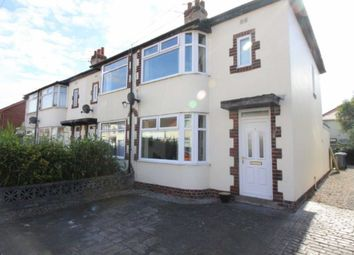 Thumbnail 2 bedroom semi-detached house for sale in Ullswater Avenue, Thornton-Cleveleys
