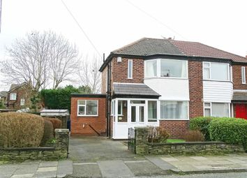 Thumbnail 3 bed semi-detached house to rent in St Austells Drive, Prestwich, Prestwich Manchester