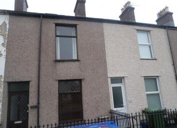 Thumbnail 3 bed terraced house for sale in 13, Newborough Street, Caernarfon