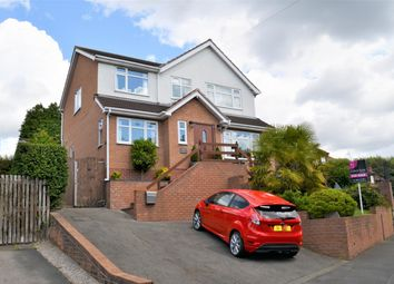 Thumbnail 4 bed detached house for sale in Humphrey Street, Lower Gornal
