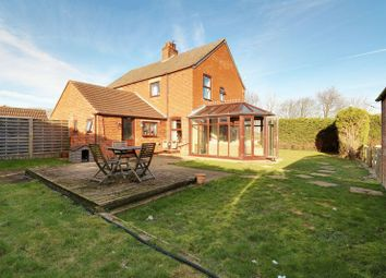 Thumbnail 3 bed semi-detached house for sale in Redbourne Road, Waddingham, Gainsborough