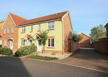 Thumbnail 2 bed end terrace house for sale in Clay Pits, Braintree, Essex