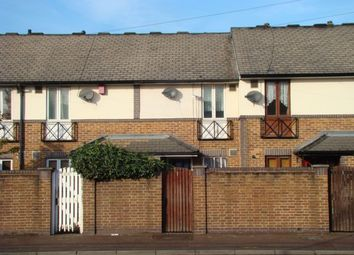 Thumbnail 2 bed terraced house to rent in Manor Road, London