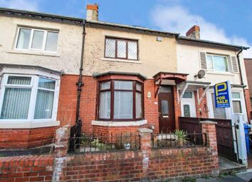 2 bed terraced house for sale in Columbia Terrace, Blyth NE24