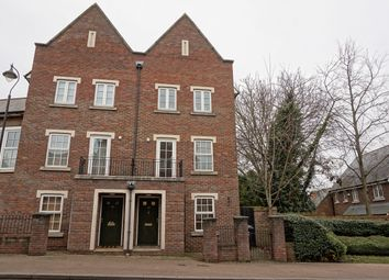 Thumbnail 4 bedroom town house for sale in Ingress Park Avenue, Greenhithe