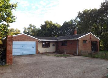Thumbnail 5 bed bungalow for sale in Swanwick, Southampton, Hampshire