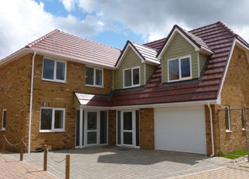 5 bed detached house for sale in Spire View, Jobs Lane, March PE15