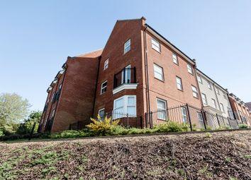 Thumbnail 2 bed flat for sale in Wilmott House, Ashville Way, Wokingham