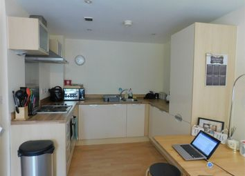 Thumbnail 2 bed flat to rent in The Decks, Runcorn, Cheshire