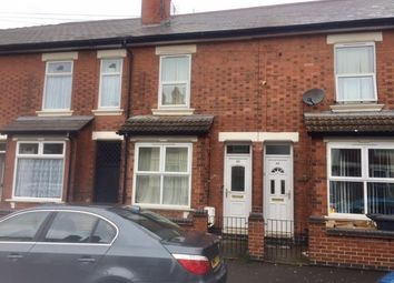 Thumbnail 2 bed property for sale in Davenport Road, Derby