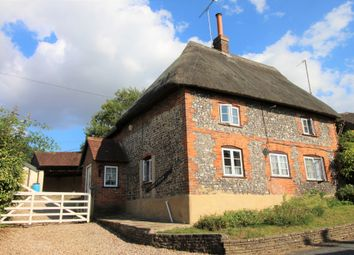 Thumbnail 4 bed cottage for sale in Brewhouse Hill, Froxfield, Marlborough