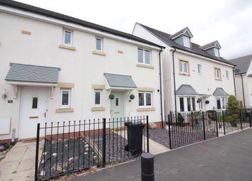 Thumbnail 3 bedroom semi-detached house to rent in Brinell Square, Glan Llyn, Newport