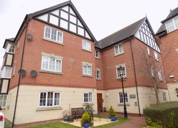 Thumbnail 2 bed flat for sale in Navigation House, Marine Approach, Northwich