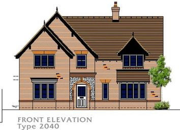 Thumbnail 4 bedroom detached house for sale in Cedar House, Woodlands Walk, Ironbridge