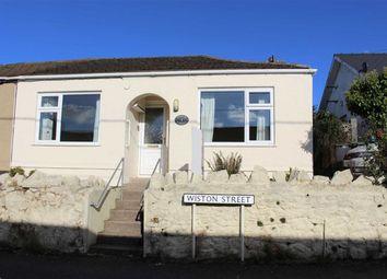 Thumbnail 2 bed semi-detached bungalow for sale in Wiston Street, Golden Hill, Pembroke