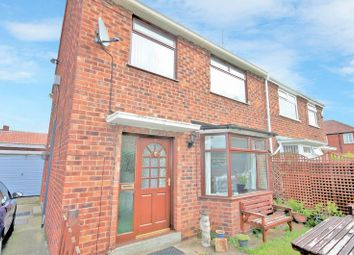 2 bed semi-detached house for sale in Co-Operative Close, Loftus, Saltburn-By-The-Sea TS13