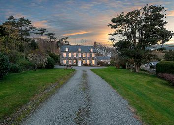 Thumbnail 9 bed country house for sale in Rhoslefain, Tywyn