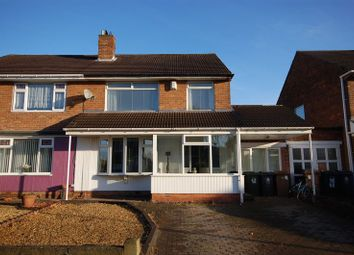 Thumbnail 4 bedroom semi-detached house for sale in Weardale Avenue, Forest Hall, Newcastle Upon Tyne