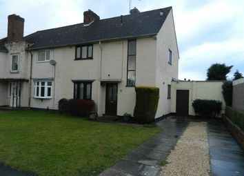 Thumbnail 3 bedroom semi-detached house for sale in Lime Grove, Bilston