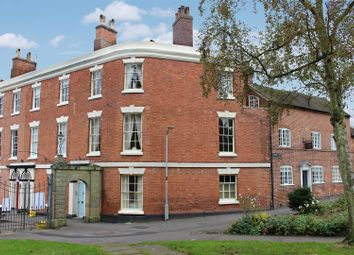 Thumbnail 4 bed town house for sale in Ashby-De-La-Zouch, Leicestershire