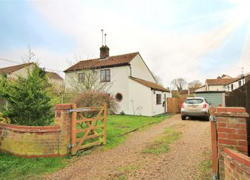 Thumbnail 2 bed cottage for sale in Waterloo Road, Horsham St. Faith, Norwich