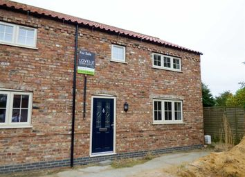 Thumbnail 2 bed property for sale in Main Street, Normaby-By-Spital, Lincolnshire