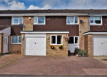 Thumbnail 3 bed terraced house for sale in Medway Close, Newport Pagnell