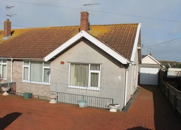 Thumbnail 2 bed bungalow to rent in South Lawn, Locking, Weston-Super-Mare
