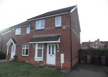 Thumbnail 2 bed property to rent in Thomas Chapman Grove, Northampton