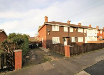 Thumbnail 3 bed terraced house for sale in Rainsford Crescent, Middlesbrough