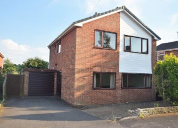 Thumbnail 3 bed detached house for sale in Trinity Close, Ashby De La Zouch