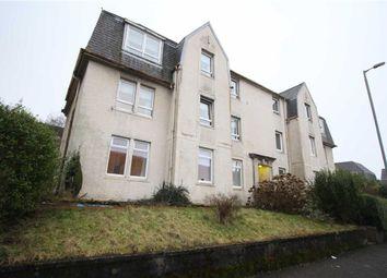 Thumbnail 2 bed flat for sale in Cornhaddock Street, Greenock, Renfrewshire