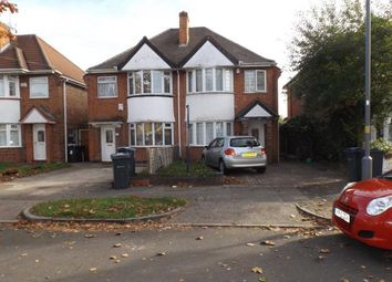 Thumbnail 3 bed semi-detached house for sale in Arran Road, Hodge Hill, Birmingham, West Midlands