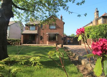 Thumbnail 4 bed detached house for sale in Church Lane, Great Sutton, Cheshire