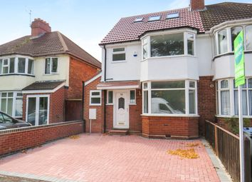Thumbnail 5 bedroom semi-detached house for sale in Beeches Avenue, Acocks Green, Birmingham