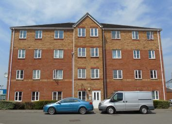 Thumbnail 1 bed flat to rent in Cwrt Coles, Cardiff