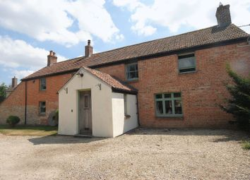 Thumbnail 4 bedroom detached house for sale in Mill Lane, Othery, Bridgwater