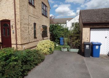 Thumbnail 2 bed flat to rent in Railway Court, Saxilby, Lincoln