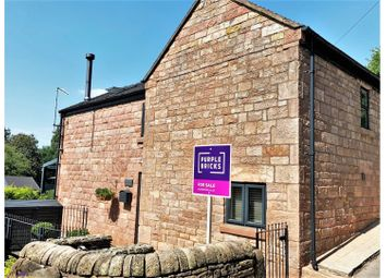 Thumbnail 1 bed detached house for sale in Tunstall Road, Congleton