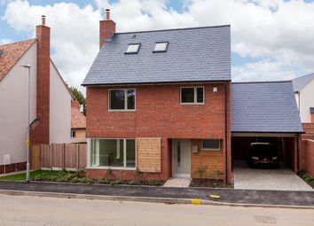 Thumbnail 3 bed detached house for sale in Hempstead Road, Radwinter, Saffron Walden