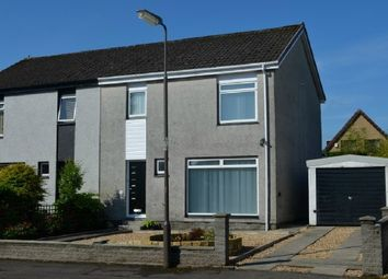 Thumbnail 3 bed semi-detached house to rent in Aitchison Drive, Larbert