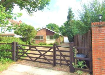 Thumbnail 3 bed detached bungalow to rent in Robin Hood Way, Winnersh, Wokingham, Berkshire