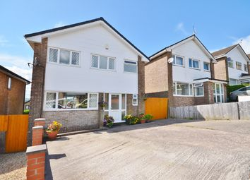 Thumbnail 4 bed detached house for sale in Greenacre Drive, Bedwas, Caerphilly