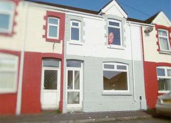Thumbnail 3 bedroom terraced house for sale in Ruskin Street, Briton Ferry, Neath.