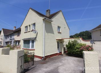 Thumbnail 3 bed end terrace house to rent in Halsteads Road, Torquay
